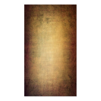 Grunge brown texture with vignette business cards