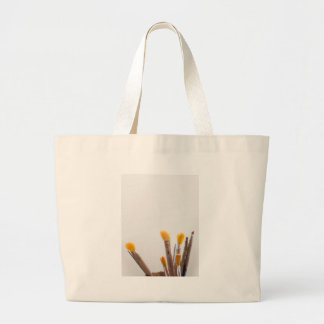 Grunge brushes bag