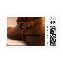 Grunge Buckle Boot Postage