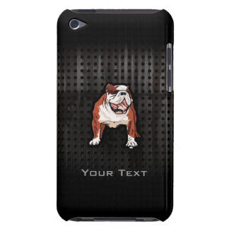 Grunge Bulldog iPod Touch Case