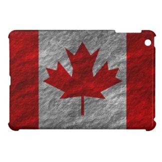 Grunge Canadian Flag 3 Case For The iPad Mini