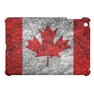Grunge Canadian Flag iPad Mini Case