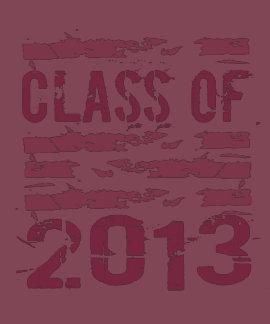 Grunge Class of 2013 Shirt