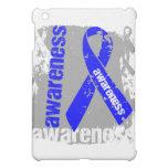 Grunge Colon Cancer Awareness iPad Mini Covers