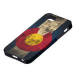 Grunge Colorado Flag iPhone 5 Cover