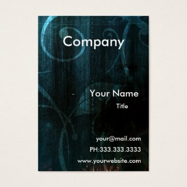 grunge contemporary Business Cards