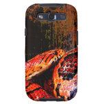 Grunge Corn Snake Coiled Samsung Galaxy SIII Case