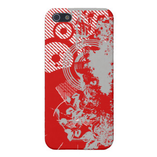Grunge Cover For iPhone 5