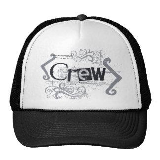 Grunge Crew Trucker Hat