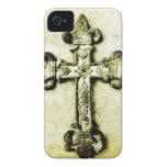 Grunge Cross iPhone 5 Case iPhone 4 Cases