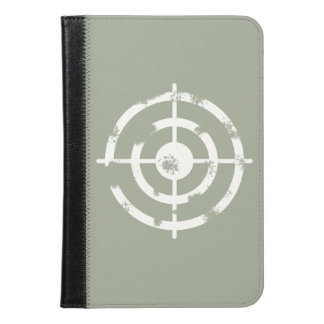 Grunge Crosshair iPad Mini Case