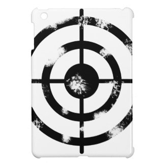 Grunge Crosshair iPad Mini Cover