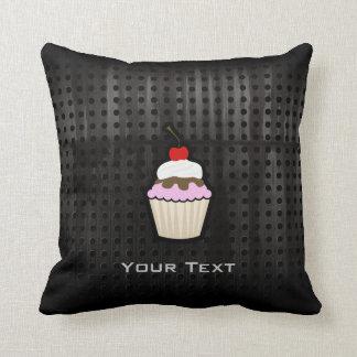 Grunge Cupcake Pillow