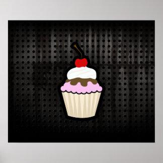 Grunge Cupcake Posters