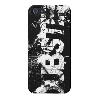 Grunge de Dubstep iPhone 5 Carcasas