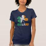 Grunge de Irlanda - DK Camiseta