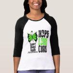 Grunge de la curación del amor de la esperanza - c camiseta