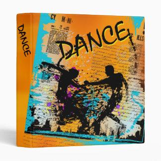 "Grunge de la danza - coreógrafo, bailarín, carpeta 1"""