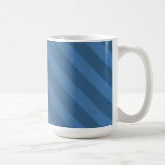 Grunge de los azules claros del papel pintado de taza clásica