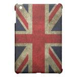 Grunge de Union Jack iPad Mini Funda