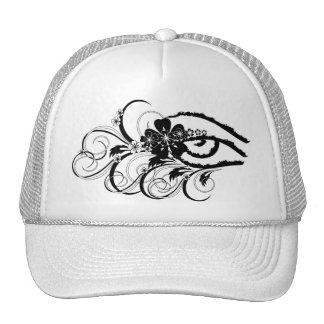grunge del ojo gorra