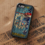 Grunge del vintage de Milwaukee Wisconsin Funda Para iPhone 6 Tough Xtreme