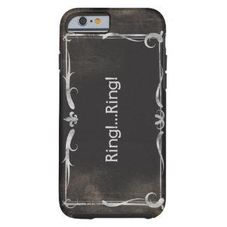 Grunge del vintage del caso del iPhone 6 del Funda Para iPhone 6 Tough