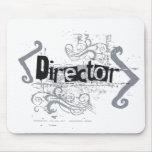 Grunge Director Mousepads