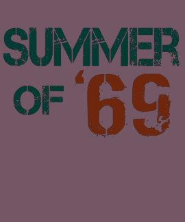 Grunge distressed Summer of '69 Unisex Tee
