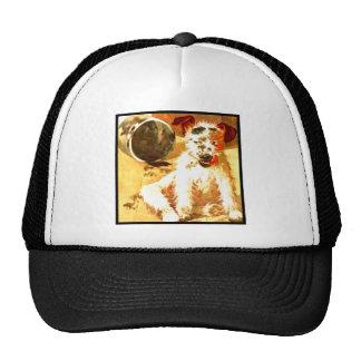 Grunge Dog Trucker Hat