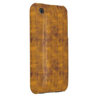 Grunge Earthtone Stars iPhone 3 Cases