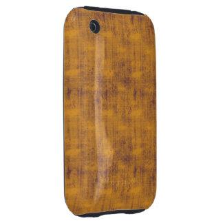 Grunge Earthtone Stars iPhone 3 Tough Cases