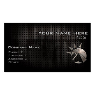Grunge Egyptian Pyramid Double-Sided Standard Business Cards (Pack Of 100)