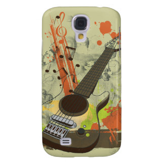 grunge electric guitar galaxy s4 cover