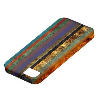 Grunge exclusivo del caso del iphone 5 de funda para iPhone 5 tough