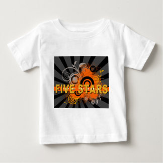 Grunge Explosion Baby T-Shirt