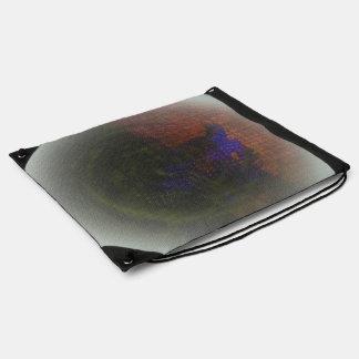 Grunge extracto pintura salpicada - versión descol