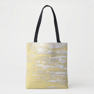 Grunge, Faded Yellow, Cool Tote Bag
