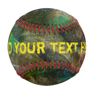 Grunge Feather Texture I + your ideas Baseball