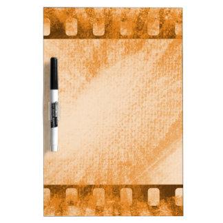Grunge Film Dry-Erase Whiteboards