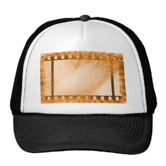 Grunge Film Trucker Hat