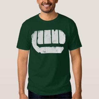 Grunge Fist (light) T Shirt