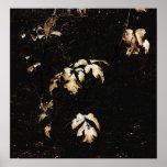 Grunge floral de Deco Impresiones