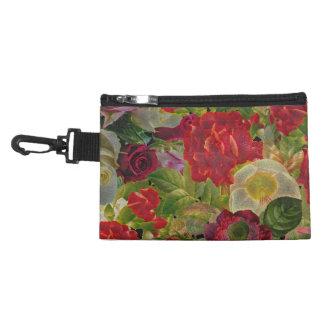 Grunge Flower Garden Accessories Bags
