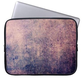 Grunge fresco del extracto del neopreno de la mang mangas portátiles