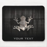 Grunge Frog Mouse Pad
