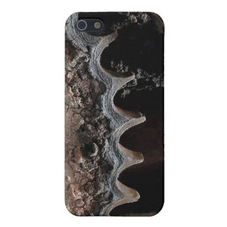 Grunge Gear Abstract for your phone iPhone SE/5/5s Cover
