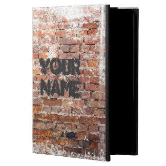 Grunge Graffiti Brick wall urban Style iPad Air Case