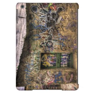 Grunge Graffiti iPad Case