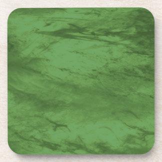 Grunge GREEN Coasters